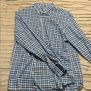 Bonobos slim fit casual button down
